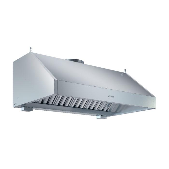 Зонт вентиляционный настенный ЗВН-1
