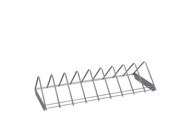 Полка для досок под шкаф ШЗДП-4-950-02