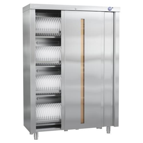 Шкаф для стерилизации столовой посуды Атеси ШЗДП-4-950-02